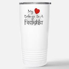 My heart belongs Travel Mug