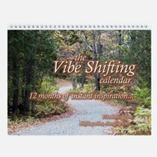 Vibe Shifting Inspirational Quotes Calendar