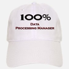 Data-Processing-Mana121 Baseball Baseball Cap