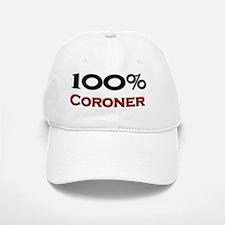 Coroner11 Baseball Baseball Cap