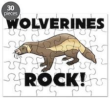 WOLVERINES658 Puzzle