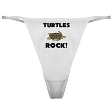 TURTLES2923 Classic Thong