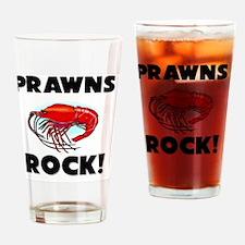PRAWNS74119 Drinking Glass