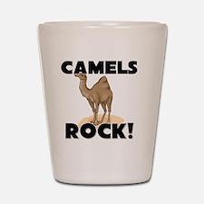 CAMELS21351 Shot Glass