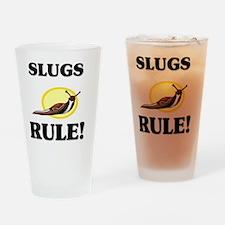 SLUGS1166 Drinking Glass