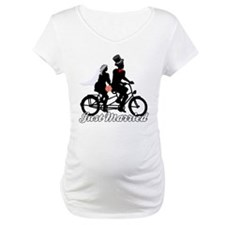 Just Married Cyclists Shirt