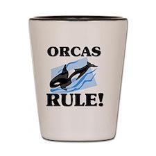 ORCAS118149 Shot Glass