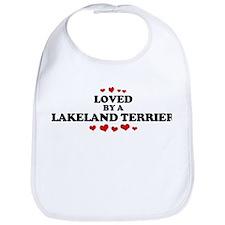 Loved: Lakeland Terrier Bib