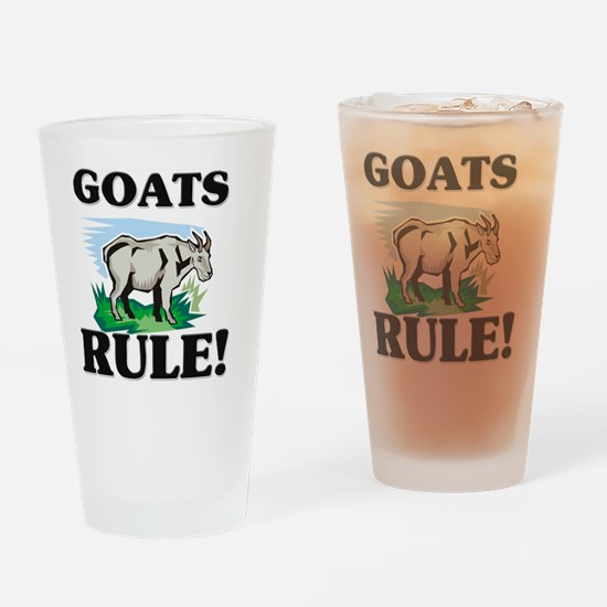 GOATS57258 Drinking Glass