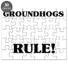 GROUNDHOGS133245 Puzzle
