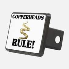 COPPERHEADS137318 Hitch Cover