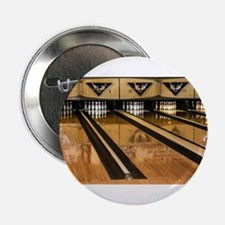 """The Bowling Alley 2.25"""" Button"""