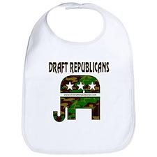 Draft Republicans Bib