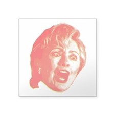 Hillary Rage Sticker