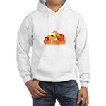 Old School Big Wheel Hooded Sweatshirt