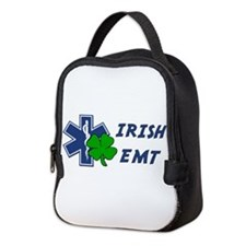 Irish EMT Neoprene Lunch Bag