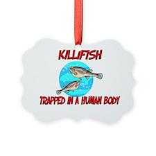 Killifish81211 Ornament