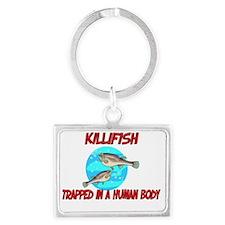 Killifish81211 Landscape Keychain