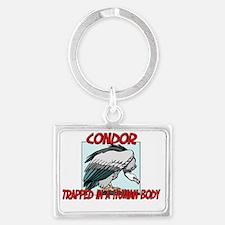 Condor17322 Landscape Keychain