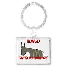 Bongo114365 Landscape Keychain