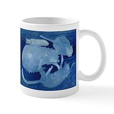 Blue Cats Mug