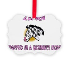 Zebra1311 Ornament