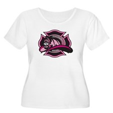 Firefighter Wives Plus Size T-Shirt