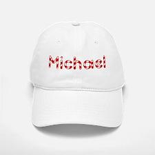 Michael - Candy Cane Baseball Baseball Cap
