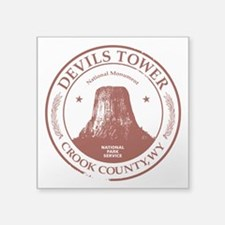 "Devils Tower 3"" Lapel Sticker (48 pk)"