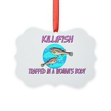 Killifish44207 Ornament