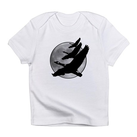 Canadian Geese Infant T-Shirt