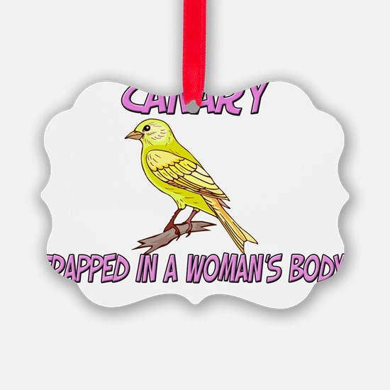 Canary4345 Ornament