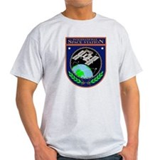 ISS Program Logo T-Shirt