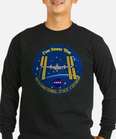 I Saw the ISS!! T