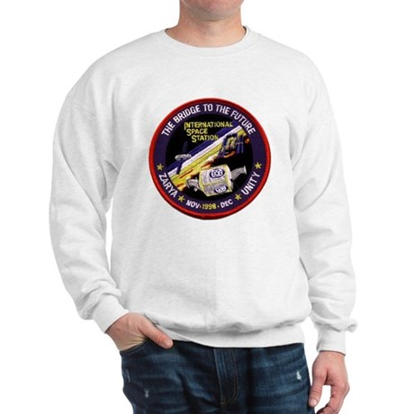 Zarya-Unity Modules Sweatshirt