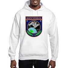 ISS Program Logo Hoodie