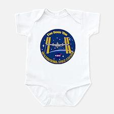 I Saw the ISS!! Infant Bodysuit