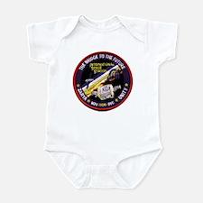 Zarya-Unity Modules Infant Bodysuit