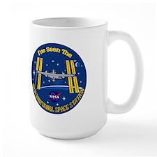 I Saw the ISS!! Mug