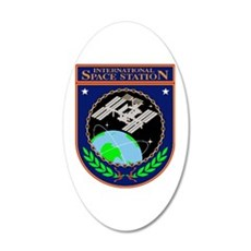 Iss Program Logo Wall Decal