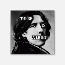 Oscar is a Light Sticker