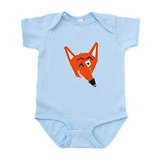 Winking Fox Body Suit