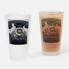 Communication Breakdown Drinking Glass
