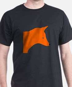 Orange Fox T-Shirt