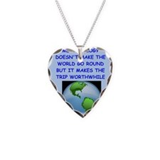 meteorology Necklace
