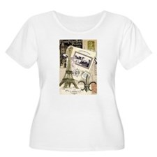 Everything Paris Plus Size T-Shirt