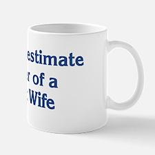 Pregnant Wife Power Mug