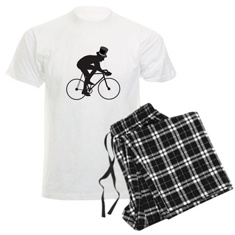 Bicycle Groom Men's Light Pajamas