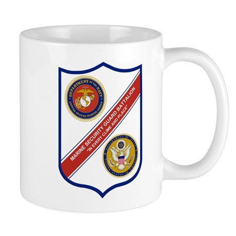 Marine Security Guard Bn Coffee Cup