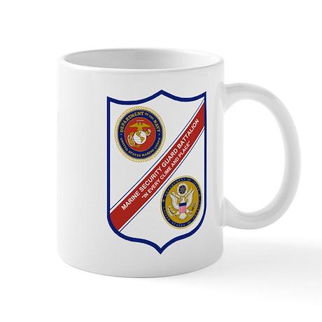 Marine Security Guard Bn Coffee Cup